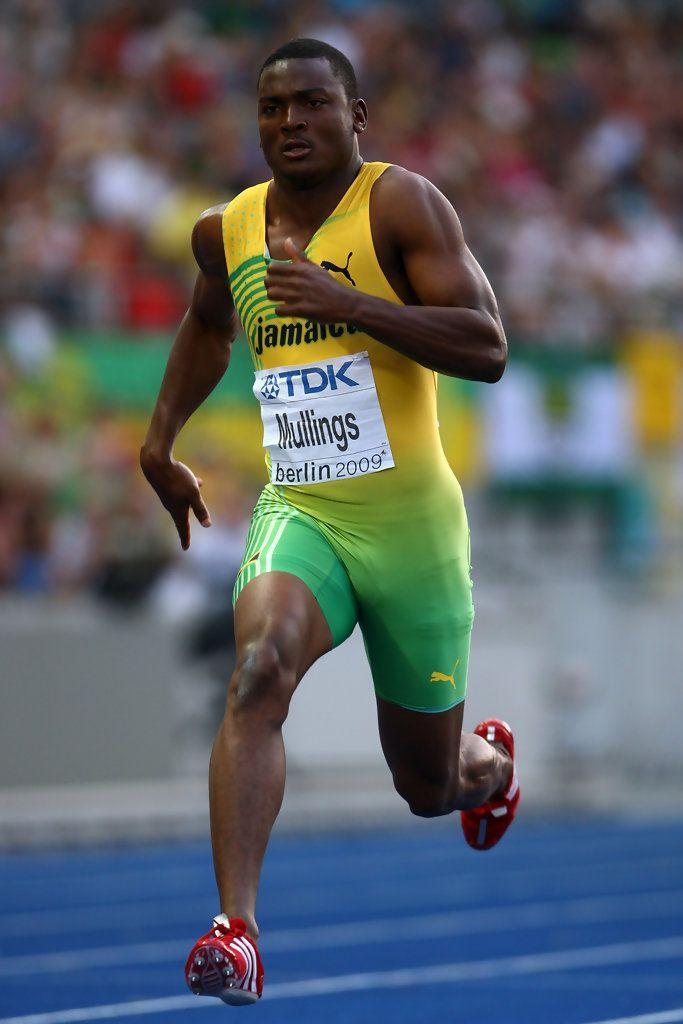 Maiores corredores do mundo-Steven Mullings