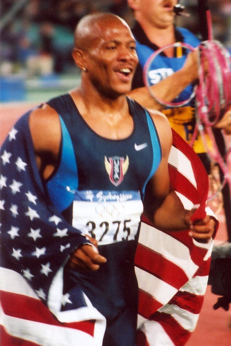 Maiores corredores do mundo-Maurice Greene