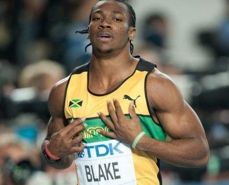 Maiores corredores do mundo- Yohan Blake