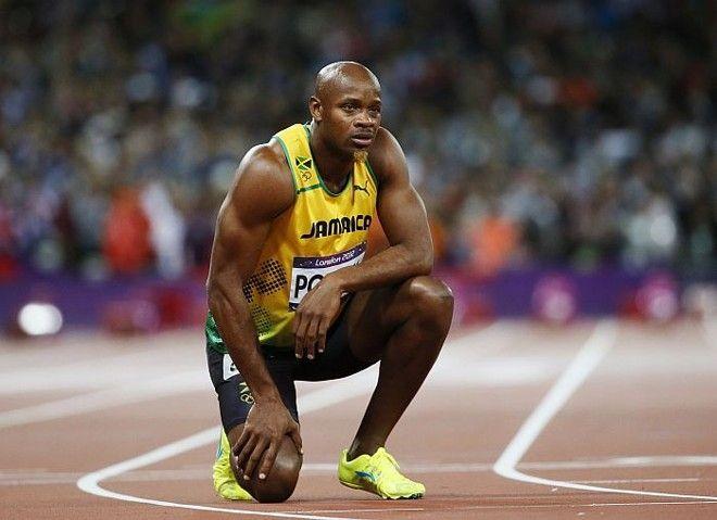 Maiores corredores do mundo-Asafa Powell