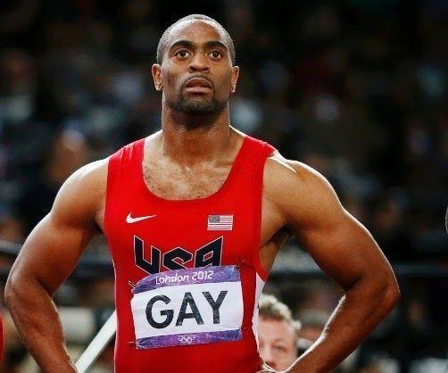 Maiores corredores do mundo- Tyson Gay