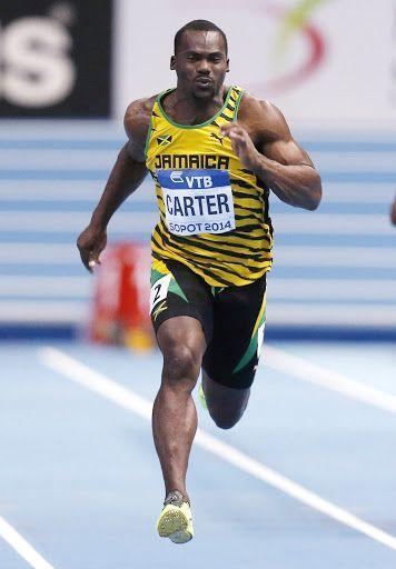 Maiores corredores do mundo-Nesta Carter