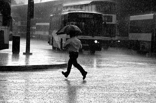Velocidade da chuva