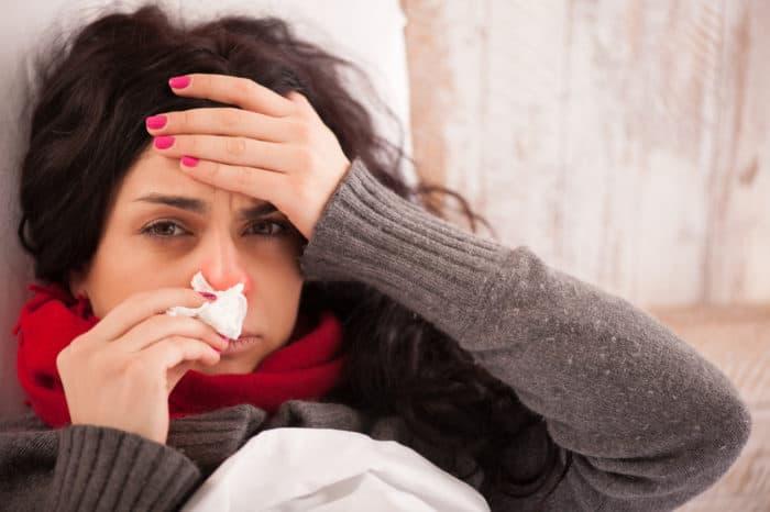 Remédios caseiros para resfriado