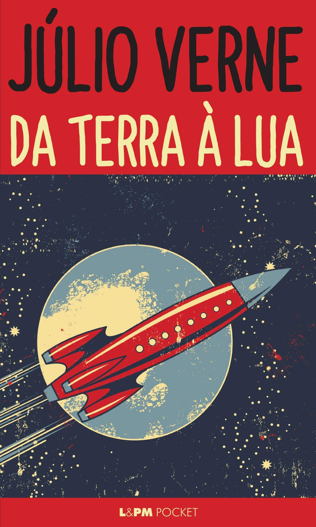 Da Terra à Lua, de Júlio Verne
