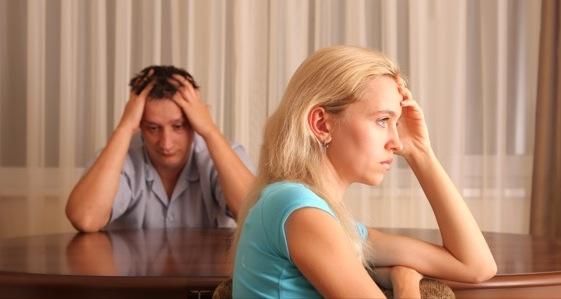 Mulher Insatisfeita com o Marido