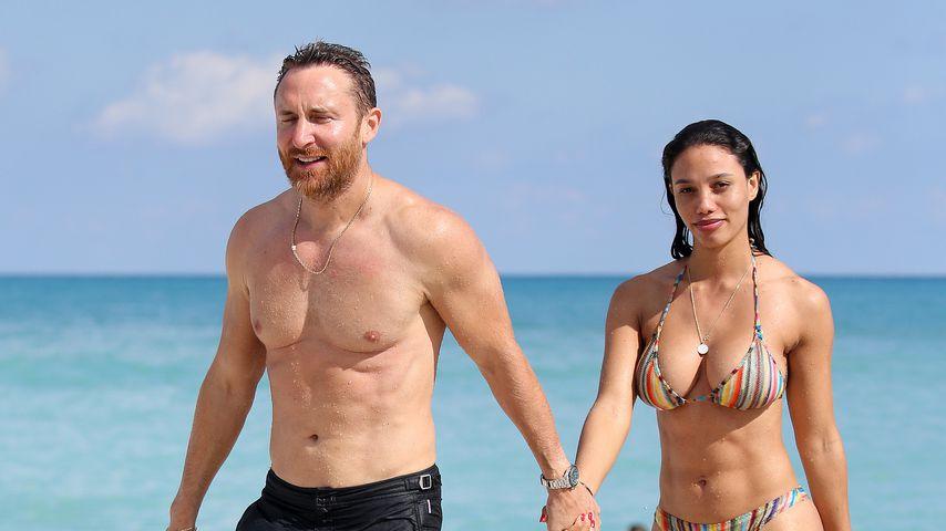 David Guetta e Jessica Ledon