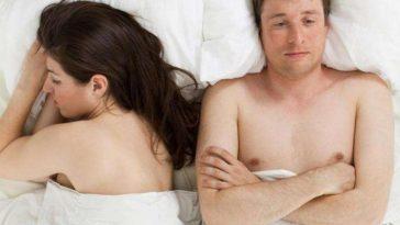 5 razões pelas quais sua parceira não quer fazer sexo com você- o x é preocupante!