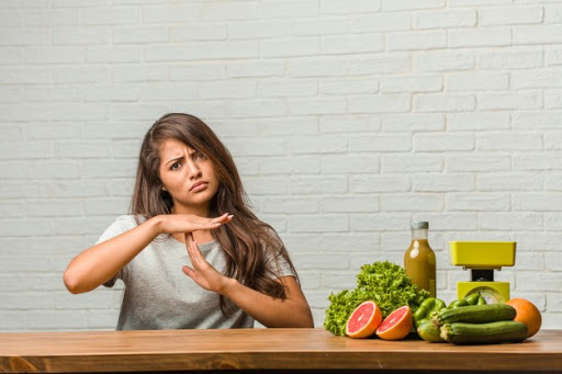 Evitar dietas rígidas