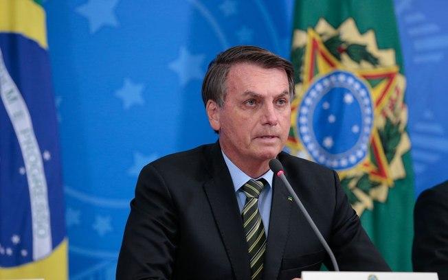 Bolsonaro fala sobre o SUS