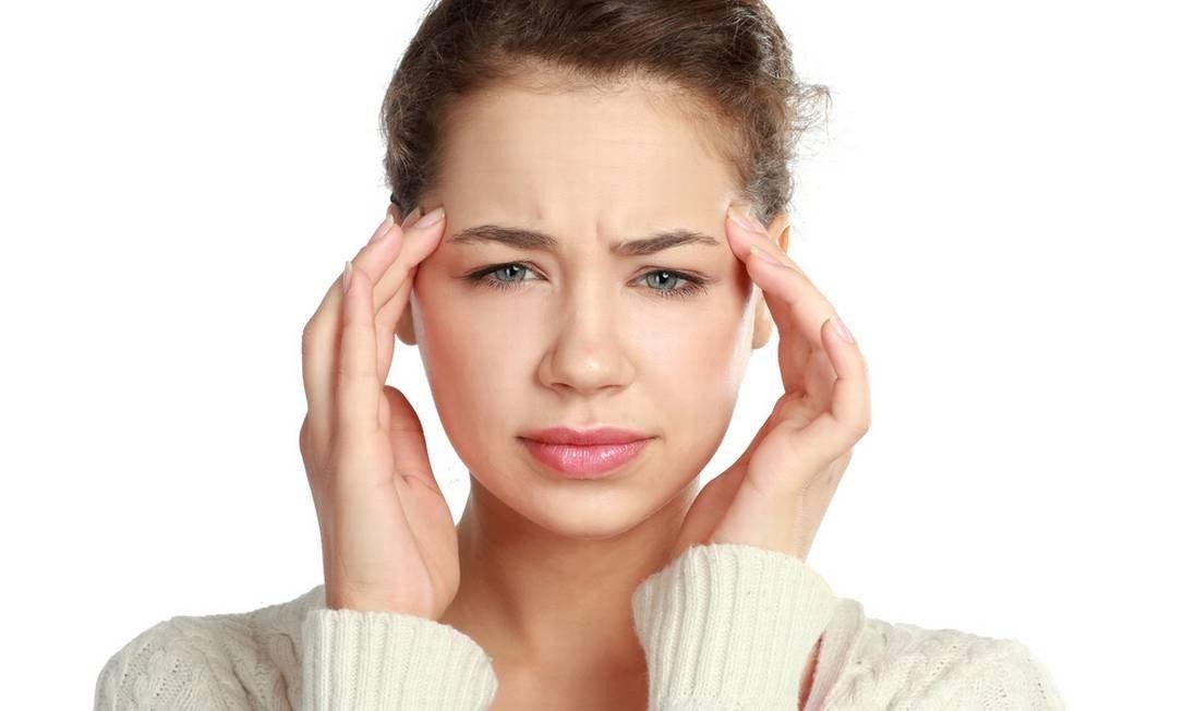 Dor de cabeça intensa