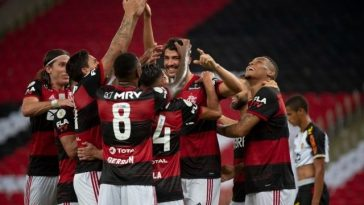 Flamengo x Sport Recife