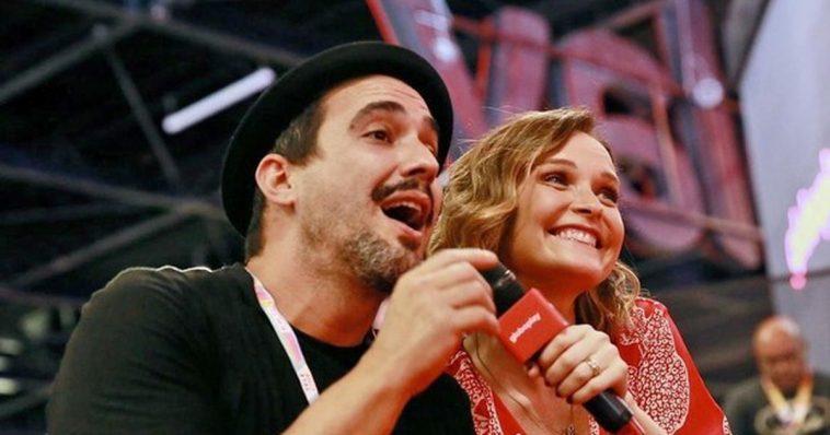 Fernanda Rodrigues e André Marques